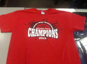 Section Champs T-Shirts