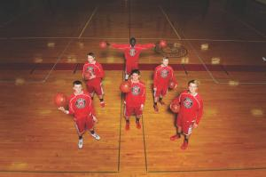 Senior Basketball